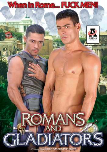 Romans And Gladiators - Leo Sebastian, Jonathan, Apollo Max Gay Full-length films