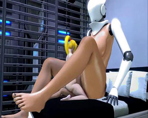 Haydee 3D Porno