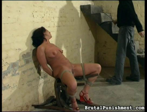 Brutal Punishment bdsm video 13