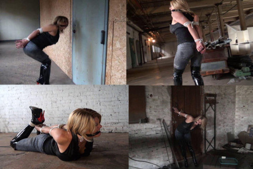 HuntersLair - Brutally punished for trying to escape