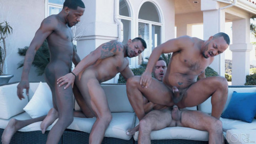 NoirMale - Hot Tub Fourgy 720p