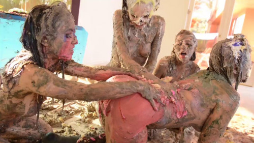 Messy Girls Part 6 Let Them Eat Cake (2018) Unusual