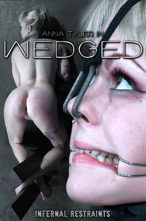 Anna Tyler - Wedged BDSM