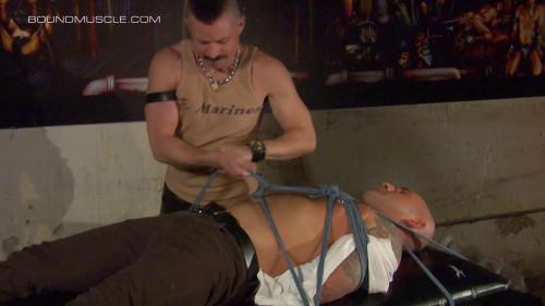 Derek da Silva ,Dart - Derek Gets Collared - Part 1