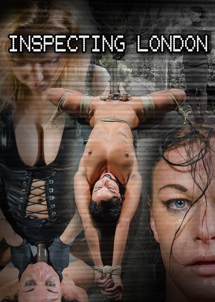 Rain DeGrey -Inspecting London