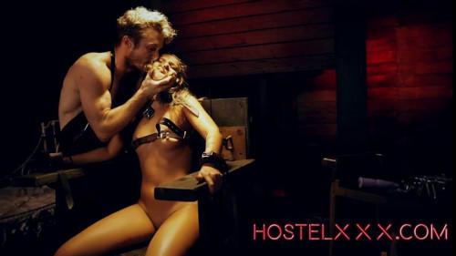 Hostelxxx Liza Rowe Taxi to Torment BDSM