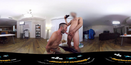 Alex Mason Gay 3D stereo