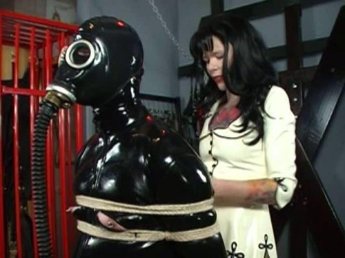 Latex Rubber - Tangent's Sweaty - Domination HD BDSM Latex