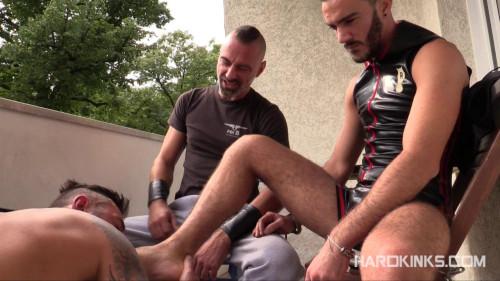 Berlin Extreme (Alejandro Alvarez, Michael Selvaggio, Tom De Bohrar) Gay BDSM