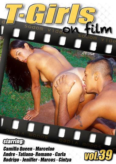 T-Girls On Film 39  ( Sodom Video )