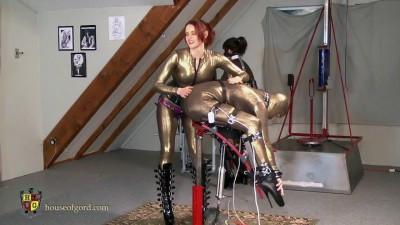 The Golden Foldy Fuck Machine