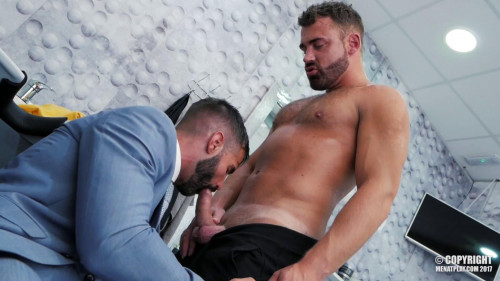 Logan Moore and Dani Robles - Style and Blow Gay Clips
