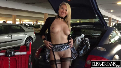 Flashing My Pussy In Public In A Shopping Center Public sex
