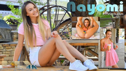 Nayomi Pt 2 - Welcome Back The Beauty