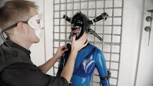 Sorta Blue (Part Two) BDSM Latex
