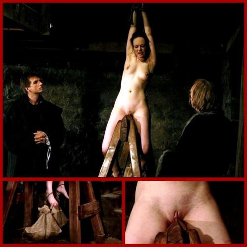 Mathilda Endures Extreme Pussy Torment Part 1 – BrutalDungeon