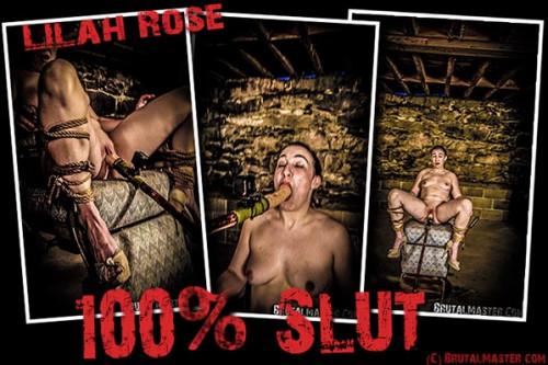 Lilah Rose - 100 percent Slut