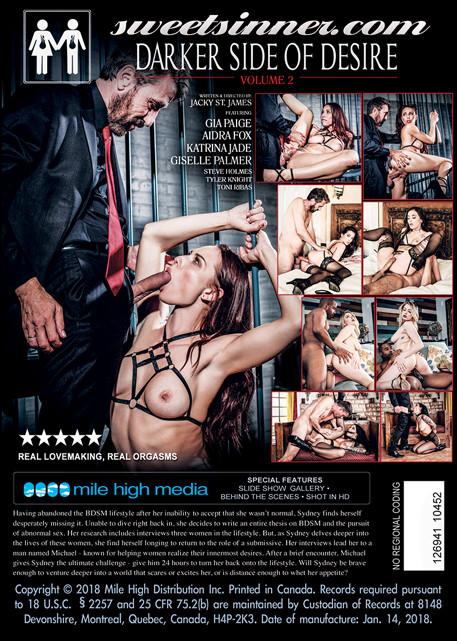Darker Side of Desire Vol. 2 BDSM