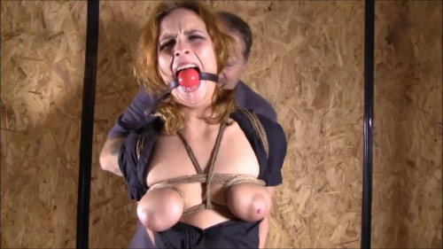 Ashley Graham In A Real Bondage