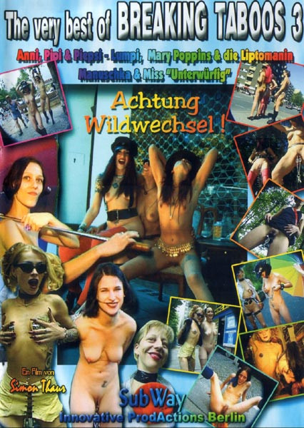 The Very Best Of Breaking Taboos - part 3 - Achtung Wildwechsel! Public sex