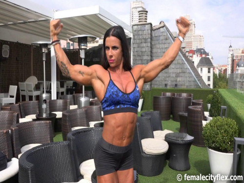 Tereza Pantela - Fitness Model Female Muscle