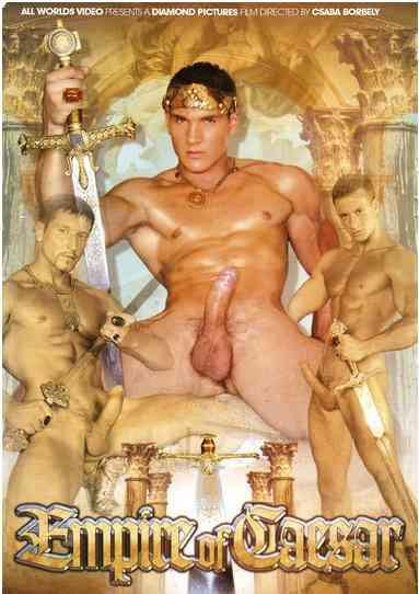 Empire Of The Caesar Emperor and Retinue
