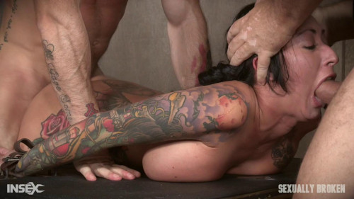 Sexy Bodied Lily Lane acquires drilled from each direction by huge boners