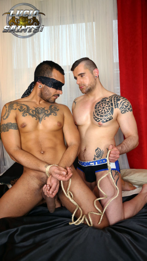 Slave To Love Isaac And Lucio (2015) Gay BDSM