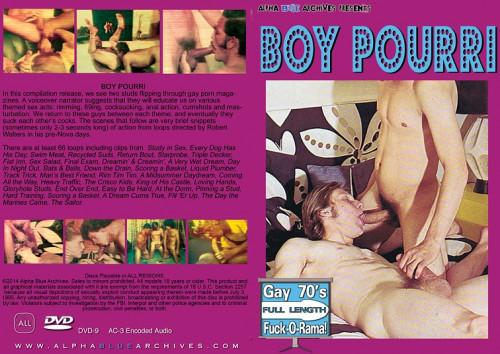 Boy Pourri - Travis White, Randy Fike, Wayne Windsor (1975) Gay Retro