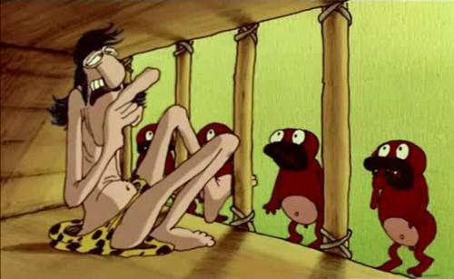 Tarzoon-Shame of the Jungle (1975) Cartoons