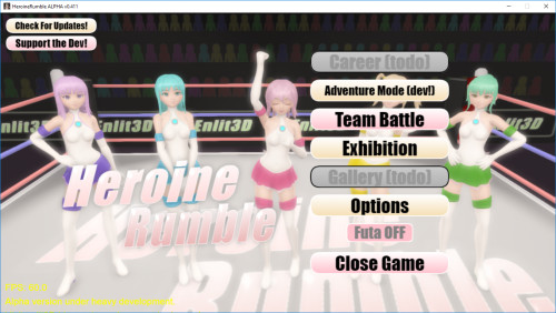 Heroine Rumble v0.232