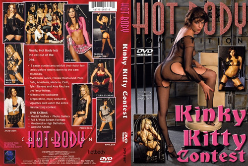 Hot Body Competition: Kinky Kitty Contest Erotic&Softcore