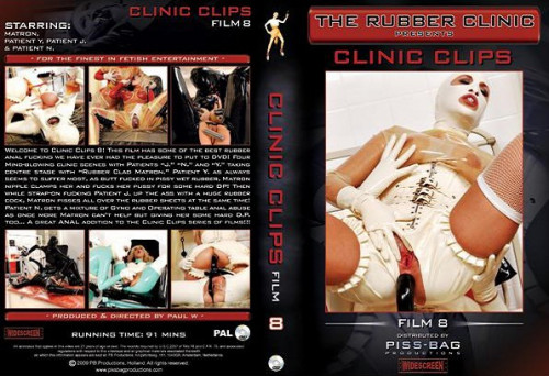 The Rubber Clinic - Clinic Clips Films Part 8