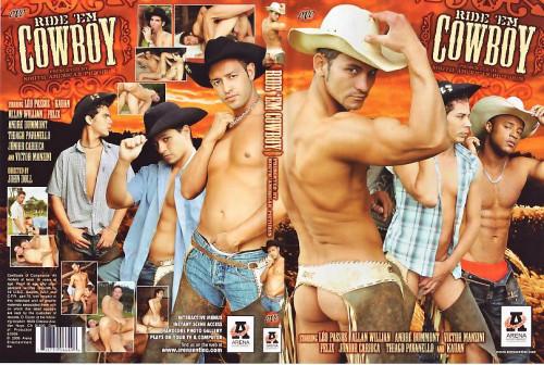 Ride Em Cowboy Gay Movie
