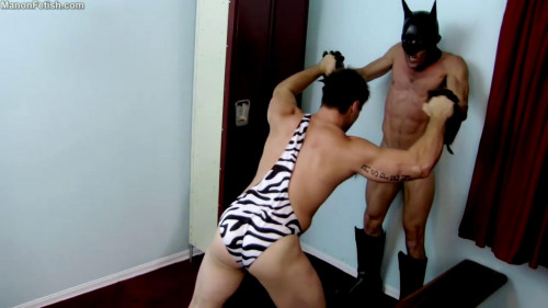 Batman Pounded by Caveman Gay Clips