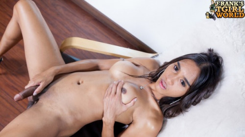 Sexy yoyo's jerk session Transsexual