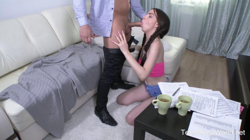 Milana Witch - The Young Tight Asshole is Attacked By A Huge Dick FullHD 1080p Teens