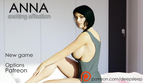 Anna Exciting Affection Porn games