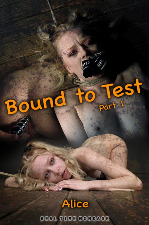 Alice - Bound to Test Part 1 (2019)