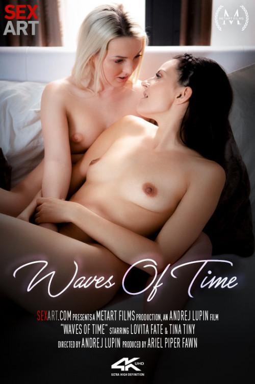 Tina Tiny, Lovita Fate - Waves Of Time (2020)