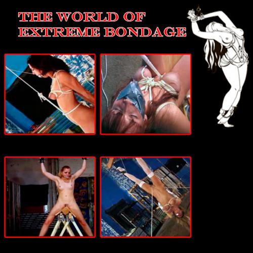 The world of extreme bondage 176