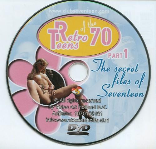 Seventeen Retro Teens (70s, 80s, 90s)