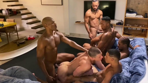 Let the games start... Orgy 1