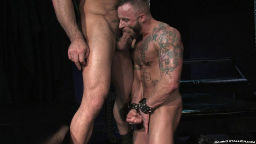 RS - Fucked Up (Spencer Reed, Derek Parker) 1080p Gay BDSM