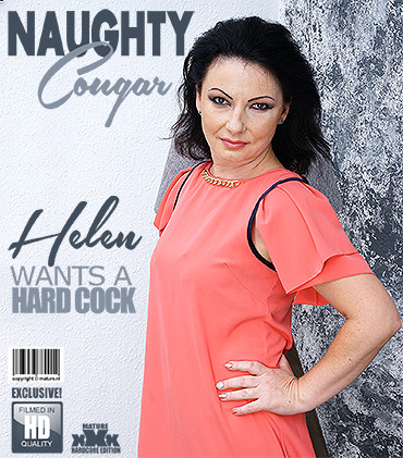 Helen - She loves to ride something else than her couch FullHD 1080p MILF Sex