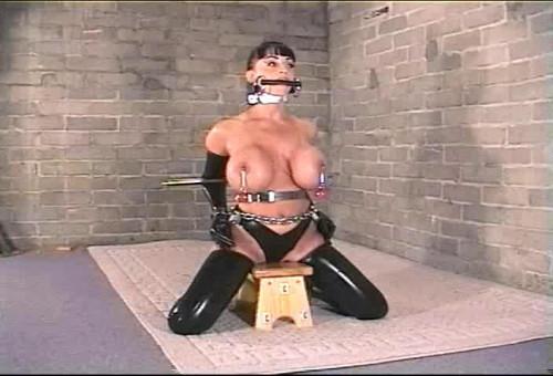 Latex Bondage part 3
