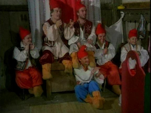 Snow White and the Seven Dwarfs Vintage Porn
