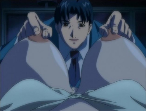 Lingeries Office Anime and Hentai