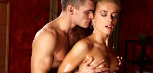 Sweet Cat - Juicy ass blonde has orgasmic sex (2017) Sex Massage