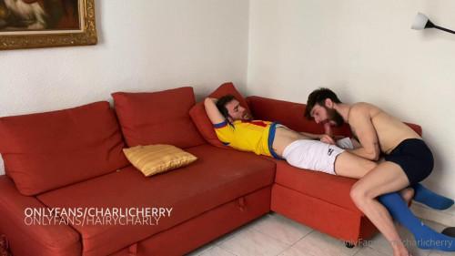 Charlie Cherry & Hairy Charly